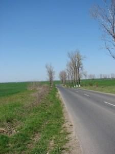 Drum Judetean -Heresti